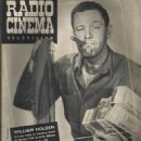 William Holden - Radio Cinéma Télévision Magazine Cover [France] (22 November 1953)