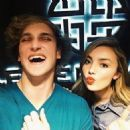 Logan Paul and Peyton List