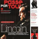 Daniel Day-Lewis, Lincoln - Passe Par Tout Magazine Cover [Greece] (10 November 2012)