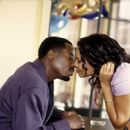 Martin Lawrence and Carmen Ejogo in MGM's What's The Worst That Could Happen - 2001