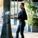 Christina Milian – Heading to a skin clinic in Studio City - 454 x 681