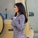 Kylie Jenner – Leaving Polacheck's jewelers in Calabasas