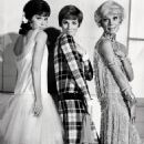Mary Tyler Moore and Julie Andrews with Carol Channing - 454 x 733