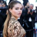Thylane Blondeau – 'Okja' Premiere at 70th annual Cannes Film Festival - 454 x 303
