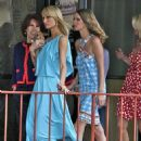Paris Hilton - Leaving The HD Vision Broadcast Center, 12. 6. 2009.