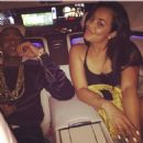 Nipsey Hussle and Lauren London - 454 x 454