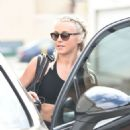 Julianna Hough Leaving The Gym 9/03/2016