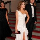Emma Watson - Costume Institute Gala Benefit To Celebrate The Opening Of The 'American Woman: Fashioning A National Identity' Exhibition At The Metropolitan Museum Of Art On May 3, 2010 In New York City