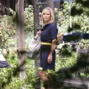 Jennie Garth Poses During A Magazine Photoshoot In Los Angeles, California To Promote The New 90210 , 2008-09-04