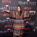 Rosario Dawson – 'Iron Fist' TV Series Premiere in New York - 454 x 628