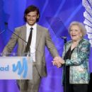Alex Pettyfer-April 20, 2013-24th Annual GLAAD Media Awards Presented By Ketel One And Wells Fargo - Dinner And Show - 454 x 329