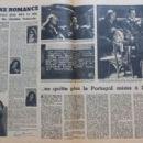 Viviane Romance - Cinevie Magazine Pictorial [France] (17 February 1948) - 454 x 319