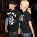 Holly Madison and Benji Madden