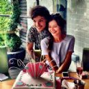 Louis Tomlinson and Eleanor Calder - 425 x 426
