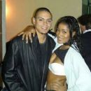 Evan Ross and Keke Palmer
