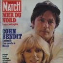Alain Delon - Paris Match Magazine Cover [France] (6 May 1977)