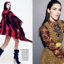 Hilary Rhoda - Vogue Magazine Pictorial [Mexico] (October 2012)