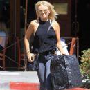 Malin Akerman – Shopping in Beverly Hills