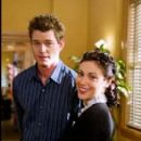 Alyssa Milano and Eric Dane
