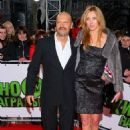 Fyodor Bondarchuk and his wife