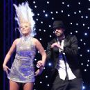 "Laura Naries and Michalis Mouroutsos- ""Μake your move"" Dance show"
