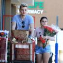 Ariel Winter – In Shorts Leaving A Grocery Store in Studio City