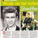 Stanislaw Mikulski - Retro Wspomnienia Magazine Pictorial [Poland] (May 2017) - 454 x 642