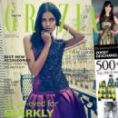 Laxmi Menon - Grazia Magazine Pictorial [India] (October 2012) - 454 x 541