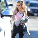 Rachael Leigh Cook – Leaving a Gym in Los Angeles - 454 x 730