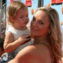 Elisabeth Rohm - Premiere Of 'Cloudy With A Chance Of Meatballs' On September 12, 2009 At Mann Village Theatre In Westwood, California