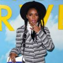 Janelle Monae – 'Welcome To Marwen' Premiere in Hollywood - 454 x 681