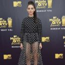 Alison Brie – MTV Movie and TV Awards 2018 in Santa Monica