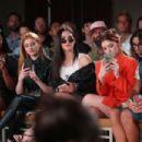 Katherine McNamara – Wolk Morais Collection 7 Fashion Show in Los Angeles