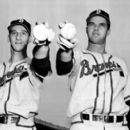 Warren Spahn & Johnny Sain 1948