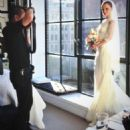 Christina Ricci shares photos in her stunning Givenchy wedding dress days after tying the knot - 454 x 514
