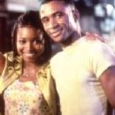 Tommy Davidson and Tamala Jones