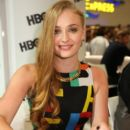In this handout photo provided by Warner Bros., Sophie Turner of