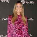 Heidi Klum – Spotify 'Best New Artist 2019' Event in LA - 454 x 636