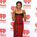 Actress Kat Graham attends the iHeartRadio Music Festival at the MGM Grand Garden Arena on September 21, 2013 in Las Vegas, Nevada