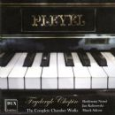 Frédéric Chopin - The Complete Chamber Works (violin: Bartłomiej Nizioł, cello: Jan Kalinowski, piano: Marek Szlezer)