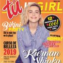 Kiernan Shipka – Tu Chile Magazine (January 2019)