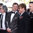 Sir Elton John attends the screening of