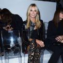 Heidi Klum Versace Show Womenswear Springsummer 2015 Milan Fashion Week