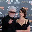 Penélope Cruz : Goya Cinema Awards 2017 - 399 x 600