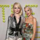 Emma Stone and Andrea Riseborough