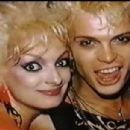 Billy Idol and Perri Lister - 454 x 305