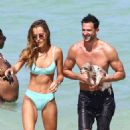 Natalia Borges in Bikini on Miami Beach - 454 x 681