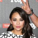 """Actress Janel Parrish attends People's """"Ones To Watch"""" Event at The Line on October 9, 2014 in Los Angeles, California"""