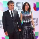 Julian Roman and Ana Serradilla- Univision's 2015 Upfronts - 386 x 600
