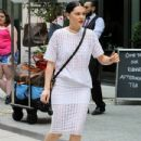 Jessie J is spotted out and about on September 4, 2015 in New York City - 433 x 600